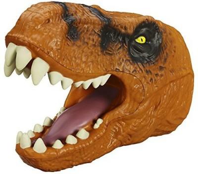 Jurassic Park World Chomping Tyrannosaurus Rex Head
