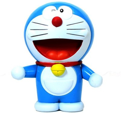 GRV Kreations Doraemon Action Figures