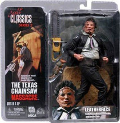 NECA Leatherface From The Texas Chainsaw Massacre Cult Classics