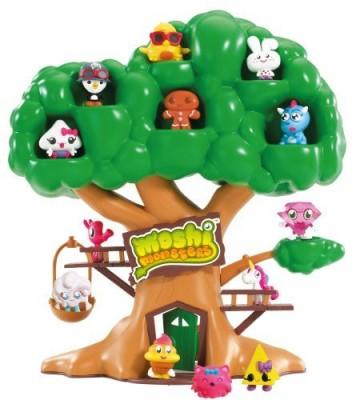 Moshi Monsters Vivid Imaginations Moshling Treehouse
