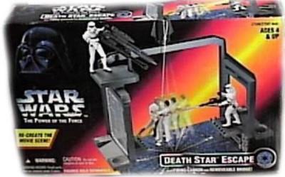Star Wars Death Star Escape Playset
