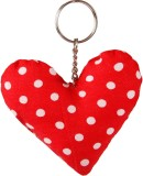 Creative Textiles Polka Dots Key Chain (...