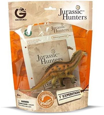 Jurassic Hunters Amargasaurus Model