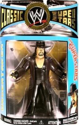 WWE Classic Superstars Series 13 Undertaker (Ljn Style Chase