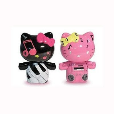 Hello Kitty Urban Vinylpiano Kitty & Boom Box Mimmy