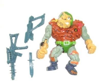 Teenage Mutant Ninja Turtles General Traag