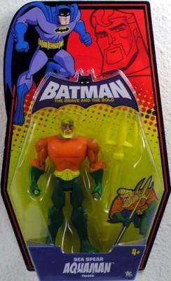 Batman Brave and the Bold Action Figure Aqua Man