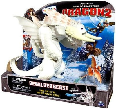 Unknown How To Train Your Dragon 2 Exclusive Bewilderbeast