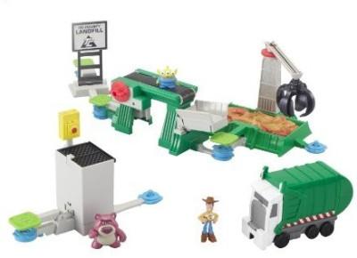 Mattel Toy Story Action Links Junkyard Escape