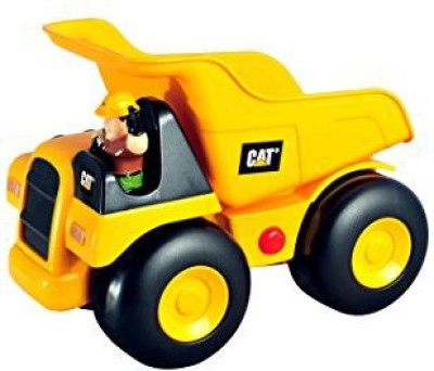 Toystate State Caterpillar Construction Big Movin, Rumbler Dump