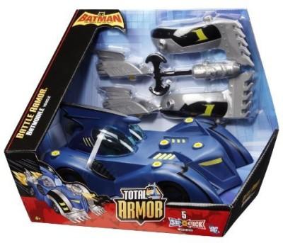 Mattel Batman: The Brave And The Bold Battle Armor Batmobile