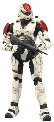 Halo 2009 Mcfarlanedeluxe Boxed Set Rogue Armor Pack White