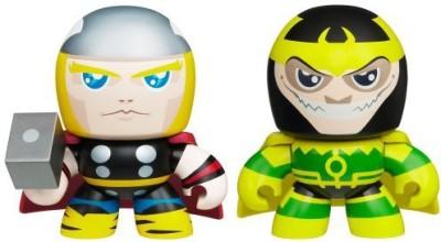 Hasbro Avengers Mini Mugg Collector 2Pk Thor Vs Loki
