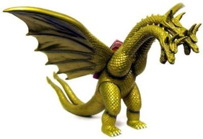 Godzilla King Ghidorah 9