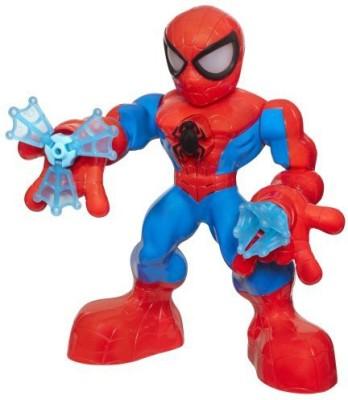 Spiderman Marvel Adventures Playskool Heroes Electronic Webspinning