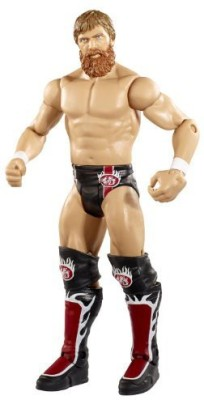 Mattel WWE Superstar #03 Daniel Bryan Action Figure