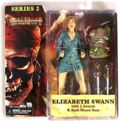 Pirates of the Caribbean At World,S End Series 2 > Elizabeth Swann