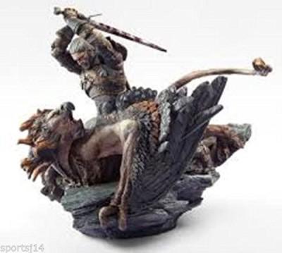 Bandia Namco Entertainment Witcher 3Wild Hunt Polystone Geralt Vs Griffin Statue