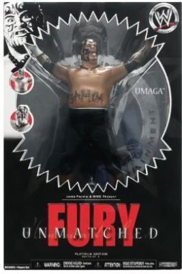 Jakks Pacific Wwe Unmatched Fury Series 4 Umaga