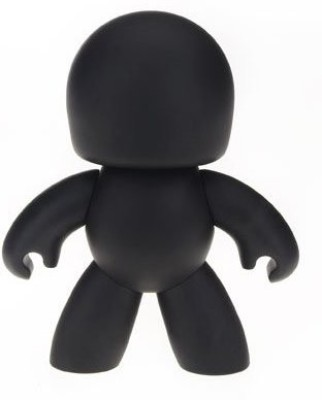 Mighty Muggs Blank Black Create Your Own