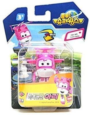 Super Wings Ari Mini Transformerkorean Korean Animation