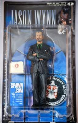 Spawn Mcfarlane,S Collector,S Club 4 Jason Wynn