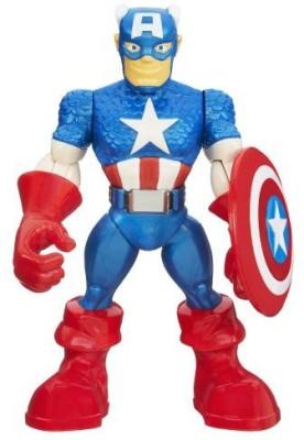 Spiderman Playskool Heroes Marvel Super Hero Adventures Captain