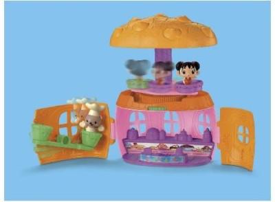 Ni Hao Kai-Lan Fisherprice Mr Fluffy,S Bakery Playset