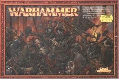 Games Workshop Chaos Warriors Box Set Warhammer Fantasy