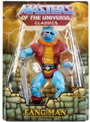 Mattel Masters Of The Universe Classics Fang Man Club Exclusive