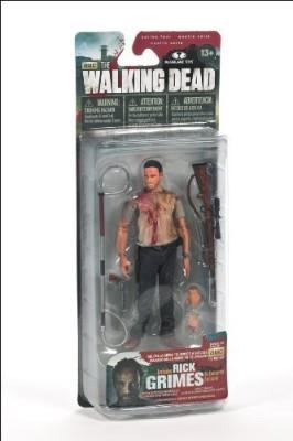 Walking Dead Rick Grimes Series 4