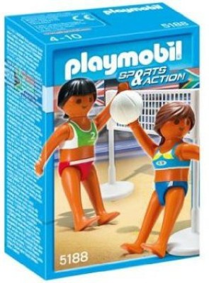 PLAYMOBIL Beach Volleyball With Net