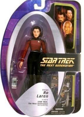 Diamond Select Toys Star Trek: The Next Generation: Ensign Ro Laren Action Figure