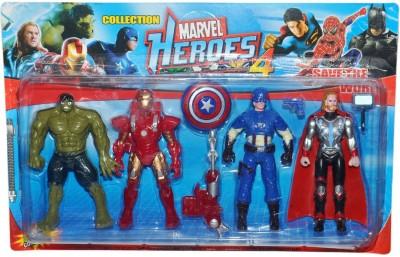 RK Toys Marvel Heroes