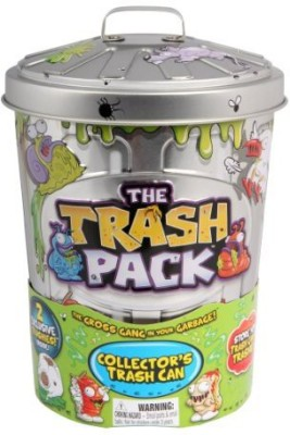 Trash Pack Collectors Can