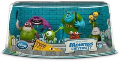 Monsters University Play Set
