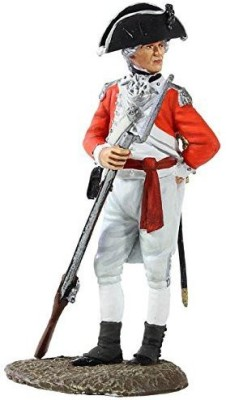 Britains W Britain 13000 British Marine Officer1780