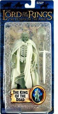 Lord of the Rings ROTK King of the Dead Action Figure