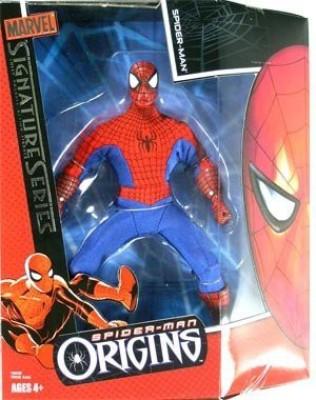 Hasbro Spiderman Origins Signature Series Spiderman
