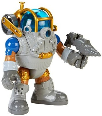 Fisher-Price Imaginext Pirate Dive Armor