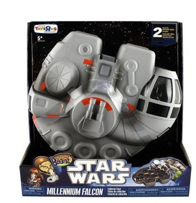 Spin Master Mighty Beanz Carry Case - Star Wars Millenium Falcon