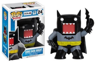 Funko Pop Heroes Domo Dark Knight Batman Vinyl