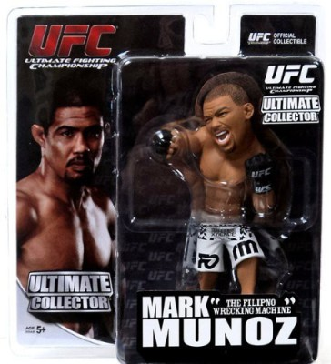 Round 5 MMA Round 5 Ufc Ultimate Collector Series 11 Mark Munoz