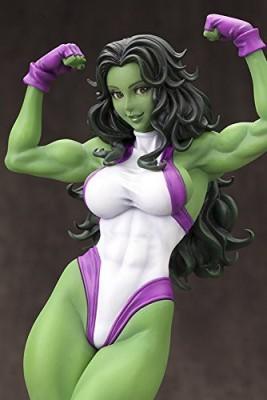 Kotobukiya Marvel Comics Shehulk Bishoujo Statue