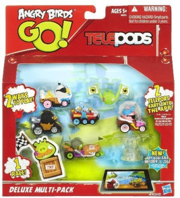 Angry Birds Angry Birds Go Telepods Deluxe