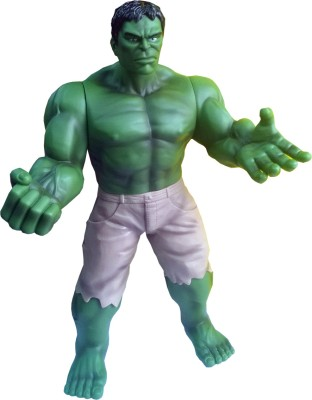 Hasbro Hulk Marvel Avengers Action Figure 15 Inches