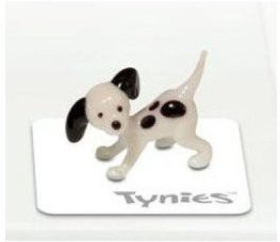 Tynies Animals Mia Dog Dalmation * Colors May Vary * Glass