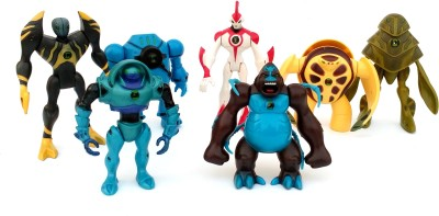 asa products ben 10 new figure