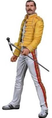 Music Neca 7 Inch Freddie Mercury [1986 Magic Tour]