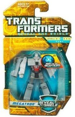 Hasbro Transformers Legends Class Megatron Reveal The Shield